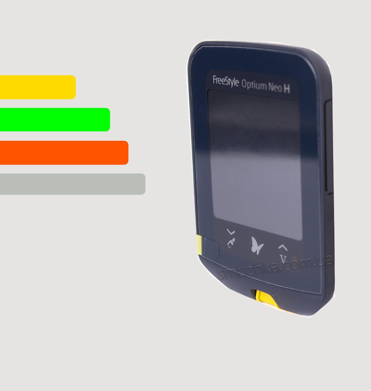 Глюкометр Freestyle Optium Neo H - Фристайл Оптиум Нео H