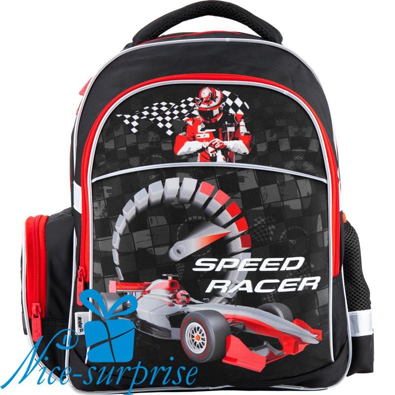 c6be83d833f0 Ортопедический школьный рюкзак для мальчика Kite Speed racer K18-510S-1 -  Интернет-