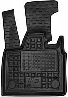 Полиуретановый водительский коврик для BMW i3 (I01) 2013- (AVTO-GUMM)