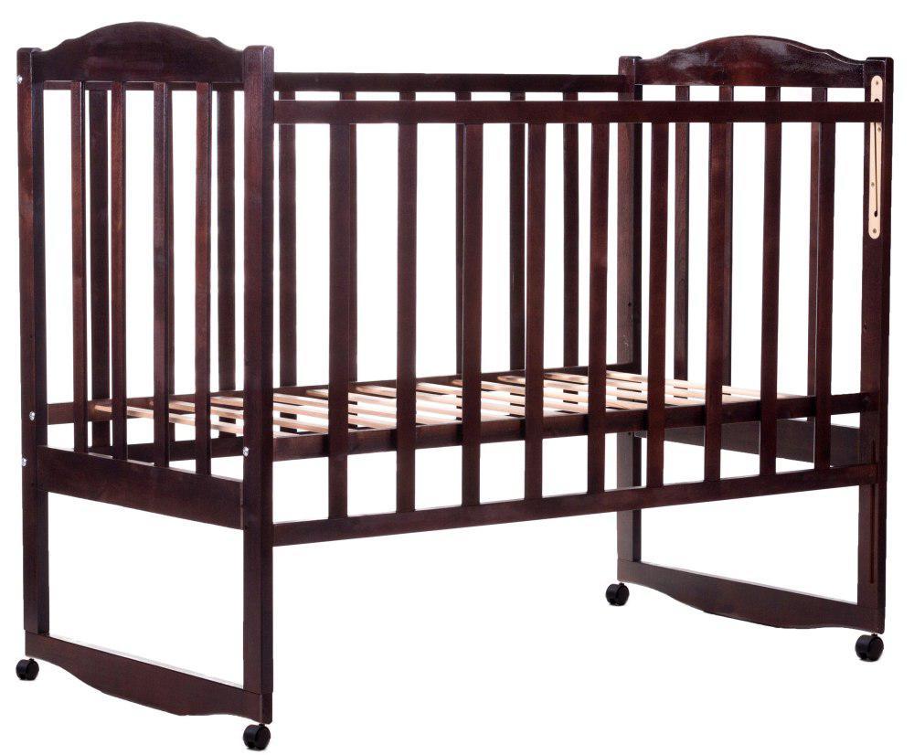 Кровать Babyroom Зайчонок Z103  венге