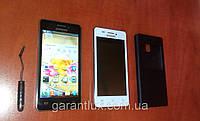 Смартфон Самсунг Ноут 4 мини N910 андроид 4.2 (2сим-карты) 5 дюймовый дисплей +стилус и чехол