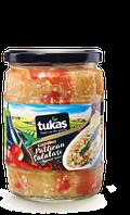 TUKAS PATLICAN SALATASI (баклажан жареный на мангале салат), фото 1