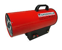 Газовий нагрівач GP 25 M- 3.9-30.2 кВт,650 м. куб/год, газ пропан-бутан,розх палива 1.8-2.35 кг/год, темп. на