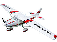 Модель р/у 2.4 GHz літака VolantexRC Cessna 182 Skylane (TW-747-3) 1560мм RTF, фото 1