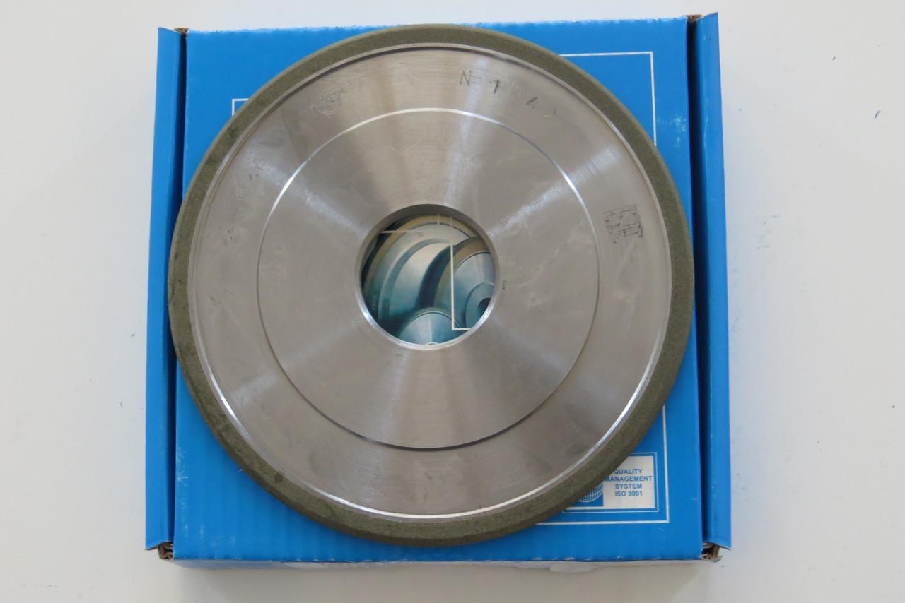 Круги алмазные шлифовальный плоский 125х32 R2,5 АС4 160\125 1FF1 Стандарт