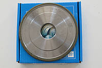 Круги алмазные шлифовальный плоский 125х32 R2,5 АС4 160\125 1FF1 БАЗИС