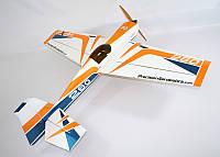 Літак р/у Precision Aerobatics Extra 260 1219мм KIT (жовтий)