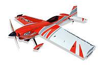 Літак р/у Precision Aerobatics XR-52 1321мм KIT (червоний), фото 1