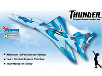 Літак (винищувач) метальний ZT Model Thunder