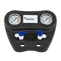 Манометр сдвоенный для фильтров Emaux L 1800-2000 (8010070)