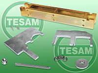 Механический съемник форсунок для двигателей 2.2, 2.5 G9T, G9U (Renault Master, Opel Movano). TESAM S0001193
