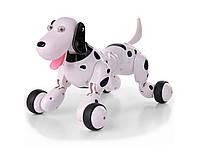 Робот-собака р/у HappyCow Smart Dog (чорний), фото 1