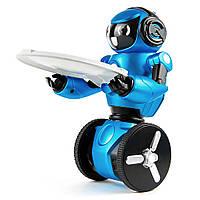 Робот р/у WL Toys F1 з гиростабилизацией (синій), фото 1