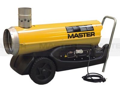 Дизельний нагрівач EC 85 - 85 кВт, 4300 м. куб/год, диз. паливо, расход 7,17кг/год