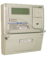 Счётчик с резервным питанием цэ 6850м 0,2s/0,5 220в 5-7,5а 2н 1р ш31, 3-хфазный, микропроцессор, монтаж в шкаф