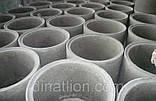 Залізобетонне кільце колодязя, кришки, днища КС 15.6 євро, фото 3