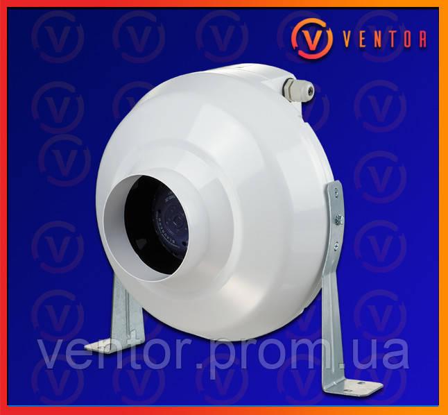 Вентилятор канальный центробежный Vents ВК, D = 200мм