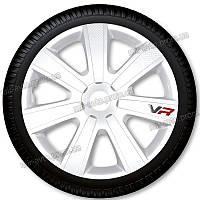 "Колпаки VR carbon white (""карбон."" спицы) Argo R13"