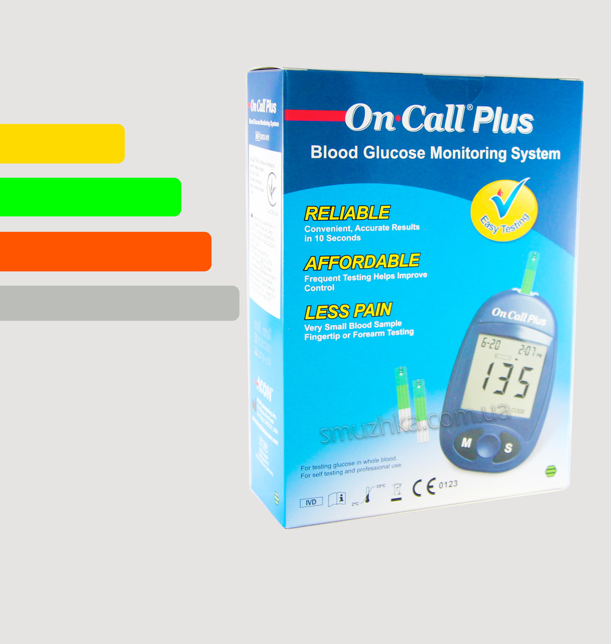 Глюкометр On Call Plus