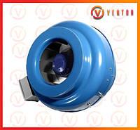 Вентилятор для круглих каналів Vents ВКМ, D = 100мм