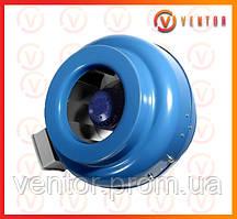 Вентилятор для круглых каналов Vents ВКМ, D = 100мм