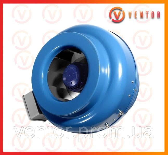 Вентилятор для круглых каналов Vents ВКМ, D = 250мм