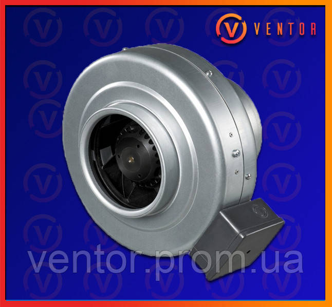 Вентилятор для круглых каналов Vents ВКМЦ, D = 200мм