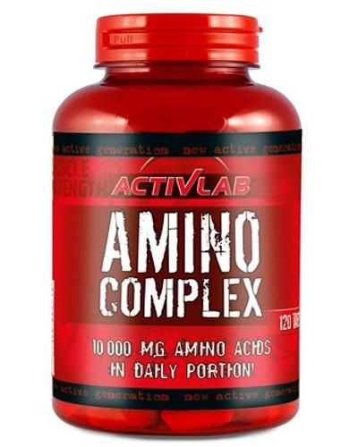 Аминокислоты Activlab Amino Complex 120 tabs