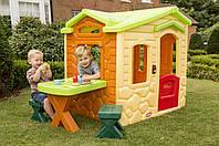 Игровой домик - ПИКНИК (с дверным звонком и аксессуарами), Little Tikes
