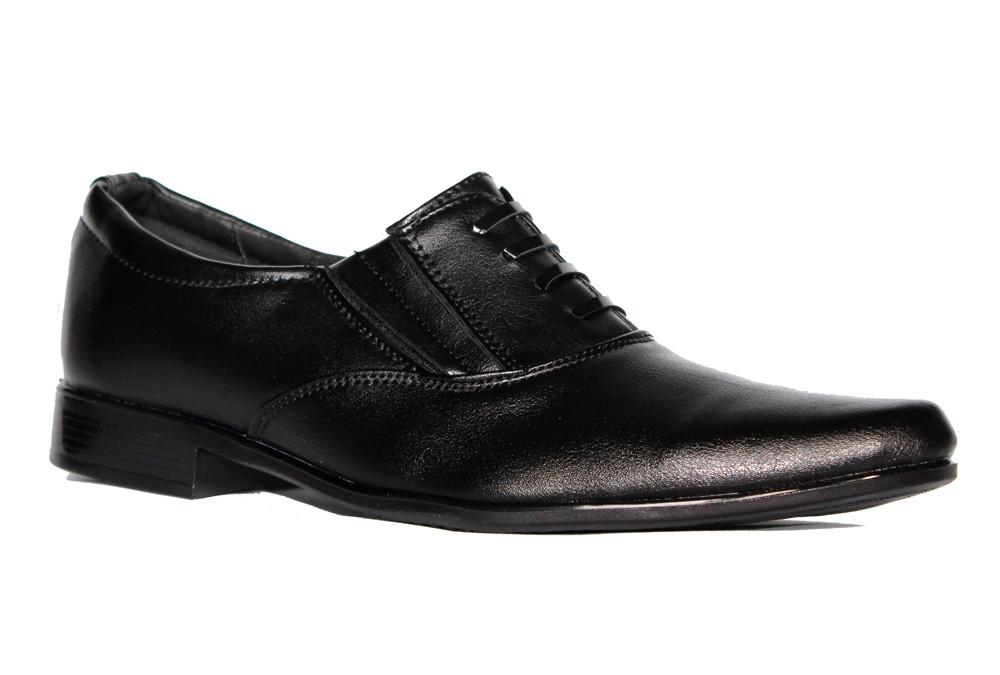7715e3a4d9cd61 44р Класичні чоловічі туфлі на гумку Львівської фабрики (БК-04 ...