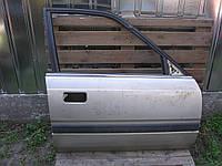 Дверь передняя правая б/у на Mazda 626 хэтчбек год 1987-1992