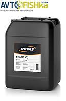 Rovas 5W-30 C3 504/507 (20л)