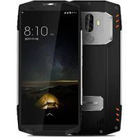 Смартфон Blackview BV9000 Silver, 4/64Gb, 13+5/8Мп, 4180mAh, экран 5.7'' IPS, IP68, 4G, Helio P25, 8 ядер