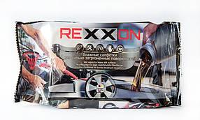 Влажные салфетки Rexxon для сильно загрязненных поверхностей 70 шт (2-1-2-0-0)