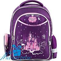 Ортопедический рюкзак для девочки-первоклассника Kite Fairy tale K18-511S