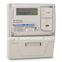 Многотарифный электросчётчик цэ 6850м 0,2s/0,5 220в 5-7,5а 2н 2р ш31, в щиток / шкаф, многофункциональный
