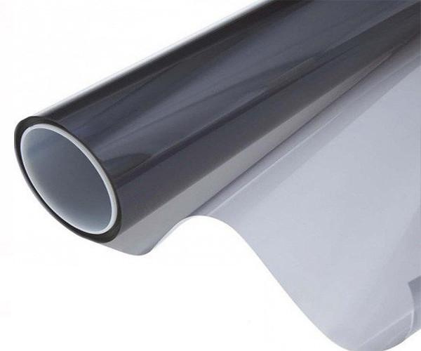 Премиум неметаллизированная тонировочная плёнка 15 (Уголь/неметалл)