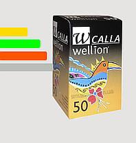 Тест-полоски Wellion CALLA #50, Веллион Калла, фото 3