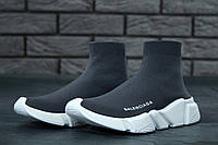Кроссовки Balenciaga Speed Trainer реплика ААА+ размер 42,44 серый