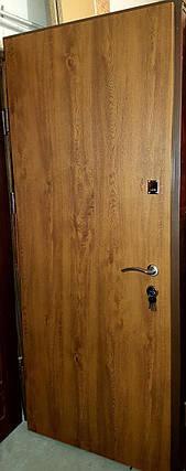 Входная дверь модель П5-гладкая vinorit-90, фото 2