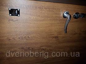 Входная дверь модель П5-гладкая vinorit-90, фото 3