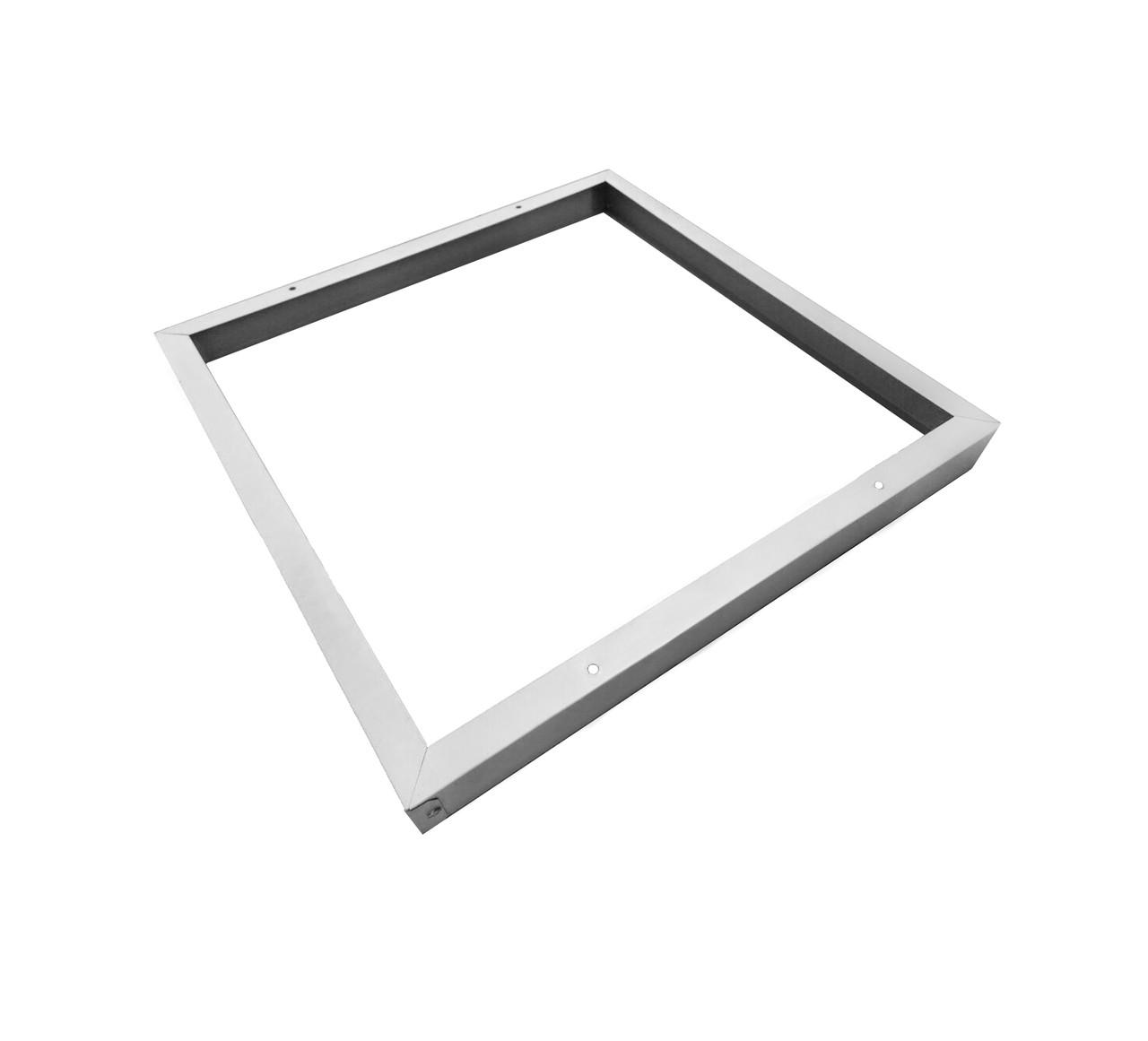 Рамка для накладного монтажа LED панелей 600х600