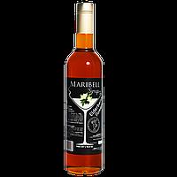 """Сироп коктейльный Maribel """"Цвет бузины"""" 700мл"""