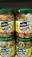 Овощи TUKAS KARISIK TURSU (овощи маринованные)  670 г, фото 1