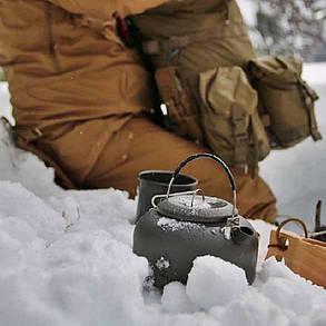 Чайник алюминиевый HELIKON CAMP - Grey (TK-CKT-AL19), фото 2