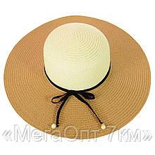 Шляпа 12017-38 светло-коричневый
