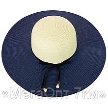 Шляпа 12017-38 синий