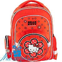 Ортопедический рюкзак для девочки-первоклассника Kite Hello Kitty HK18-525S