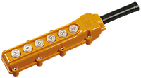 Пульт управления ПКТ-63 на 6 кнопок IP54 IEK