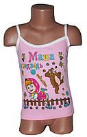 Топік дитячий для дівчинки (від 1 до 4 років) Маша